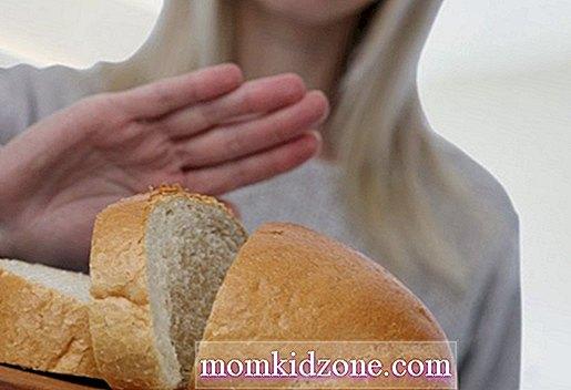 Intolleranza al glutine durante la gravidanza